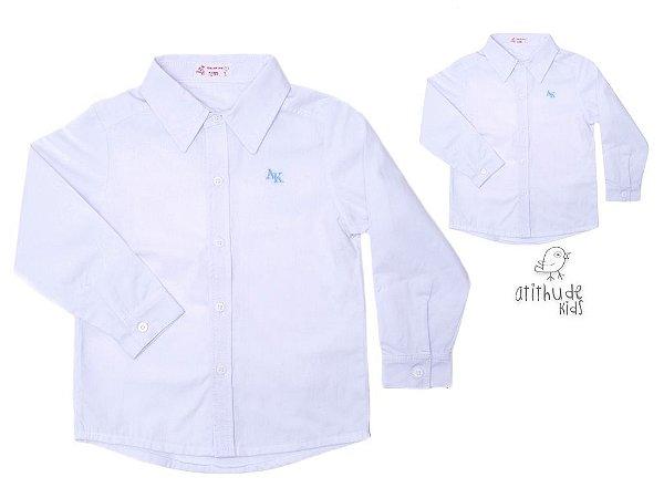 Kit Camisa Antony - Tal mãe, tal filho (duas peças)