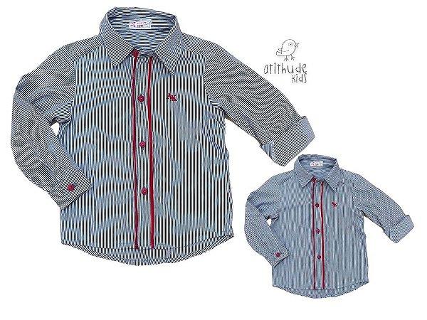 Kit Camisa Peter - Tal pai, tal filho (duas peças)