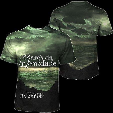 Camisa - Marés da Insanidade