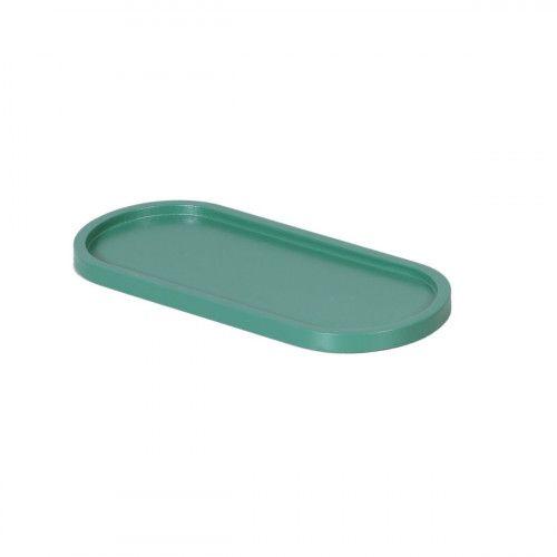 Bandeja Mood Pequena Verde 32 cm