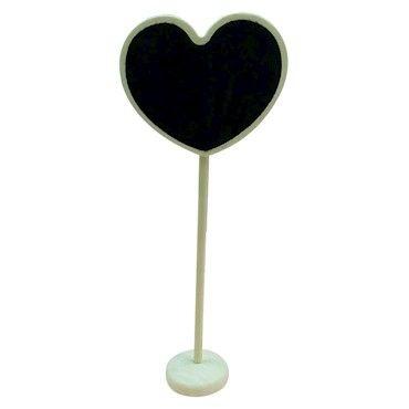 Mini Lousa - Pedestal Coração