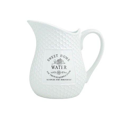 Leiteira de Cerâmica 1,5L - Sweet Home