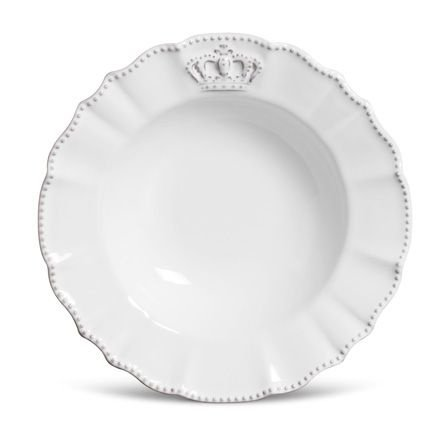 Prato Fundo - Windsor Premium Branco
