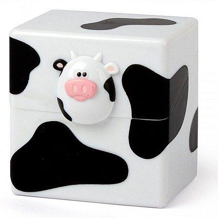 Caixa para guardar queijo Vaquinha