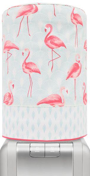 Capa de Galão 20l Flamingo