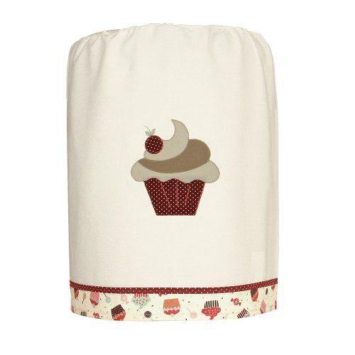 Capa de Galão Bordada 20l Cupcake