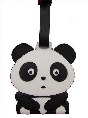 Tag para Bagagem - Panda
