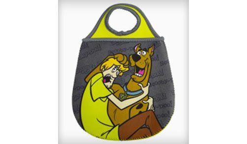 Lixeira de Carro - Neoprene Scooby Doo