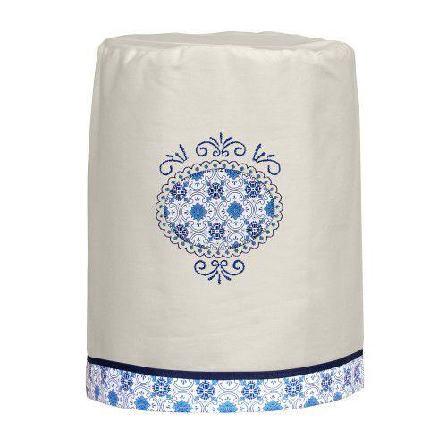 Capa de Galão Bordada 20l Azulejo