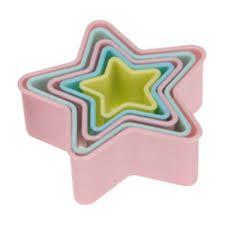Cortador Estrelas Candy