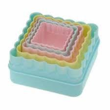 Cortador Quadrado Candy