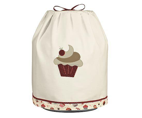 Capa de Botijão Cupcake