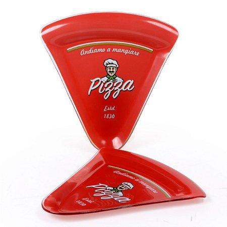 Prato de Pizza do Chef - Unidade