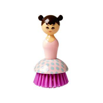 Escova de Louça Pink Doll  - Rice Dinamarca