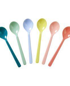 Jogo Colheres de Chá Colors Rice