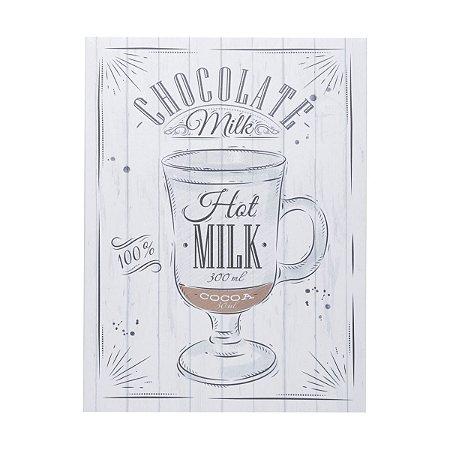 Tela Chocolate Milk Branca