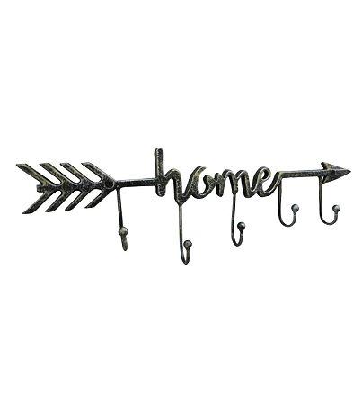 Cabideiro Ferro Arrow Home