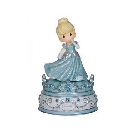 Caixa de Música Disney Cinderela