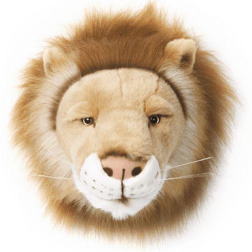 Cabeça Decorativa Leão Wild & Soft ®