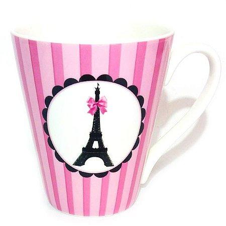 Caneca Torre Eiffel Laço