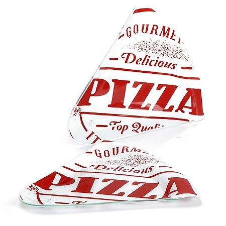 Prato de Pizza Fatia - Unidade