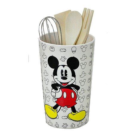 Porta Utensílios Mickey Clássico