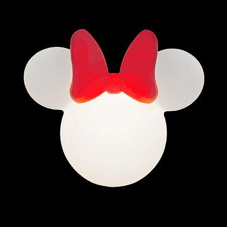Luminária Minnie Mouse