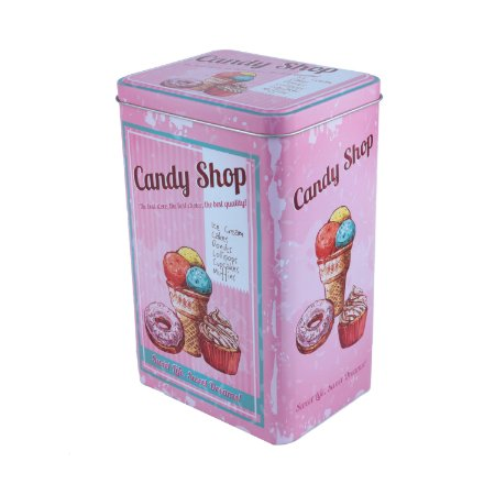 Lata Multiuso Candy Shop