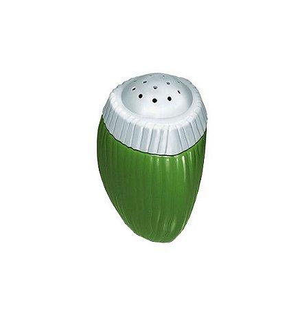 Saleiro em Plástico Coco Verde