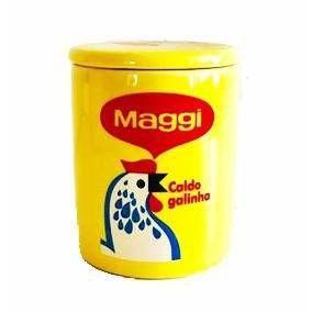 Pote de Cerâmica Médio - Maggi