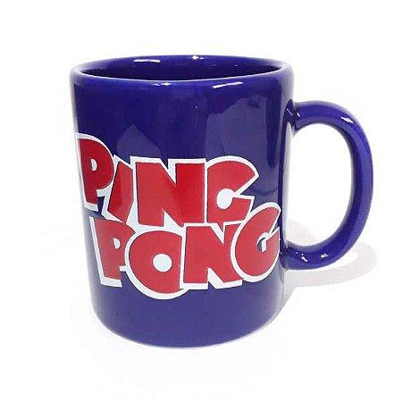 Caneca Retrô Ping Pong