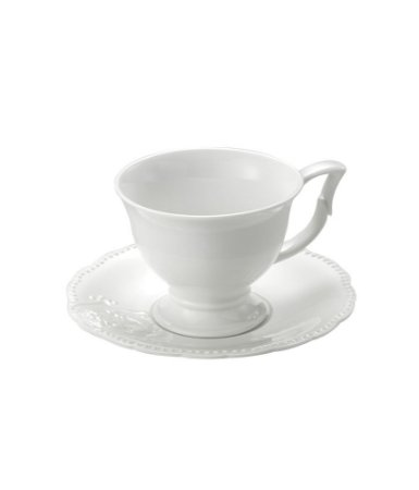 Conjunto 6 Xícaras de Chá Queen - Lyor