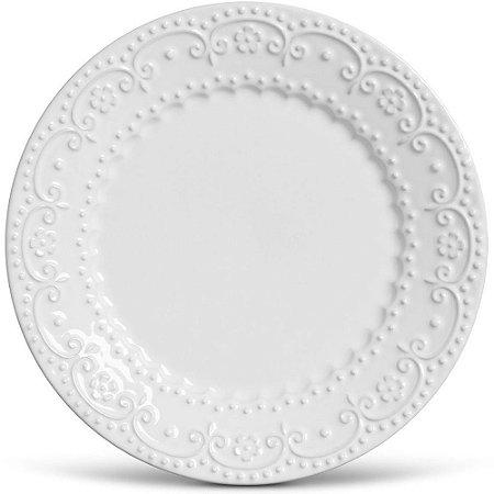Prato de Sobremesa - Esparta Branco Porto Brasil