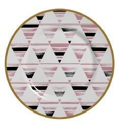 Prato Sobremesa Geometric