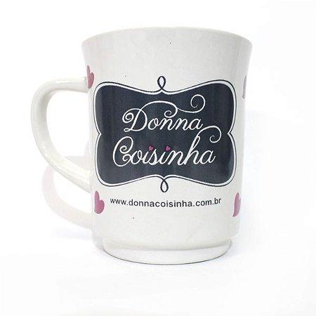Caneca de Porcelana Donna Coisinha