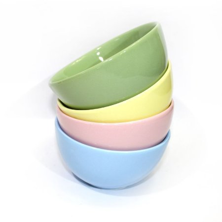Conjunto de 04 Bowls Candy Color