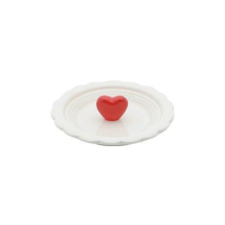 Mini Prato Decorativo Heart