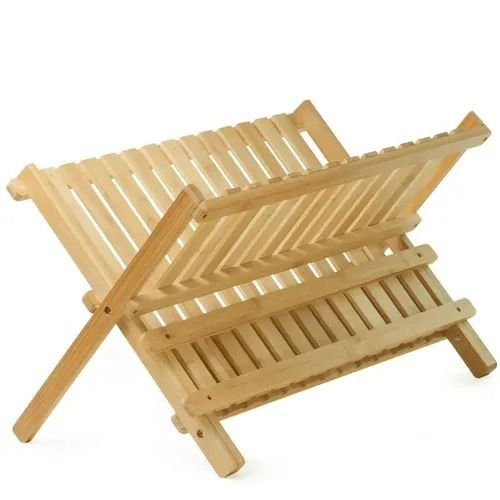 Escorredor de Louça de Bambu Ecokitchen - Mimo Style