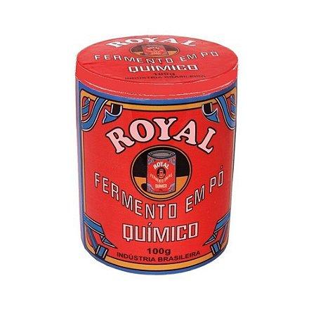 Pote de Cerâmica Grande - Fermento Royal