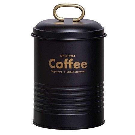Lata Coffee Estilo Industrial - Yoi