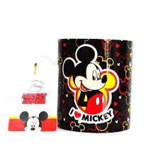 Caneca I Love Mickey