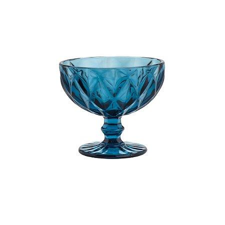 Jogo com 6 Taças Coupe Diamond Azul - Lyor
