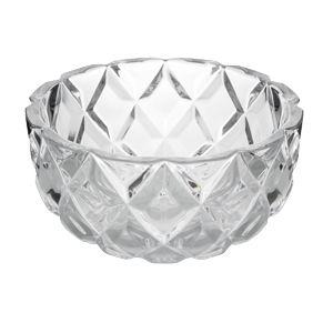 Bowl de Cristal de Chumbo Deli Diamond 25 cm - Lyor