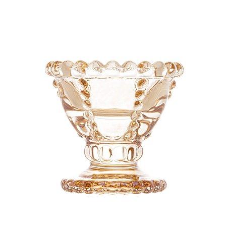 Mini taças Bolinhas Pearl Âmbar