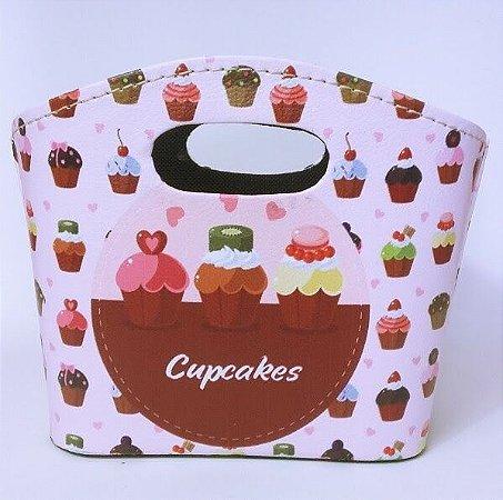 Porta Objetos - Mini Cupcakes