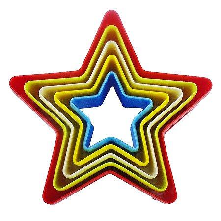 Cortador Estrela Colors