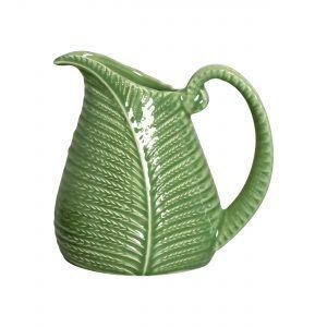 Jarra de Cerâmica Leaves 800 ml - Scalla