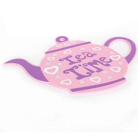 Descanso Panela Tea Time