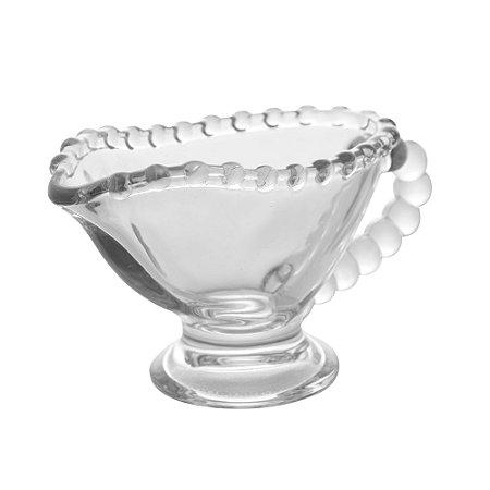 Molheira Cristal Pearl 9 cm