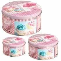 Jogo de Latas - Cupcake